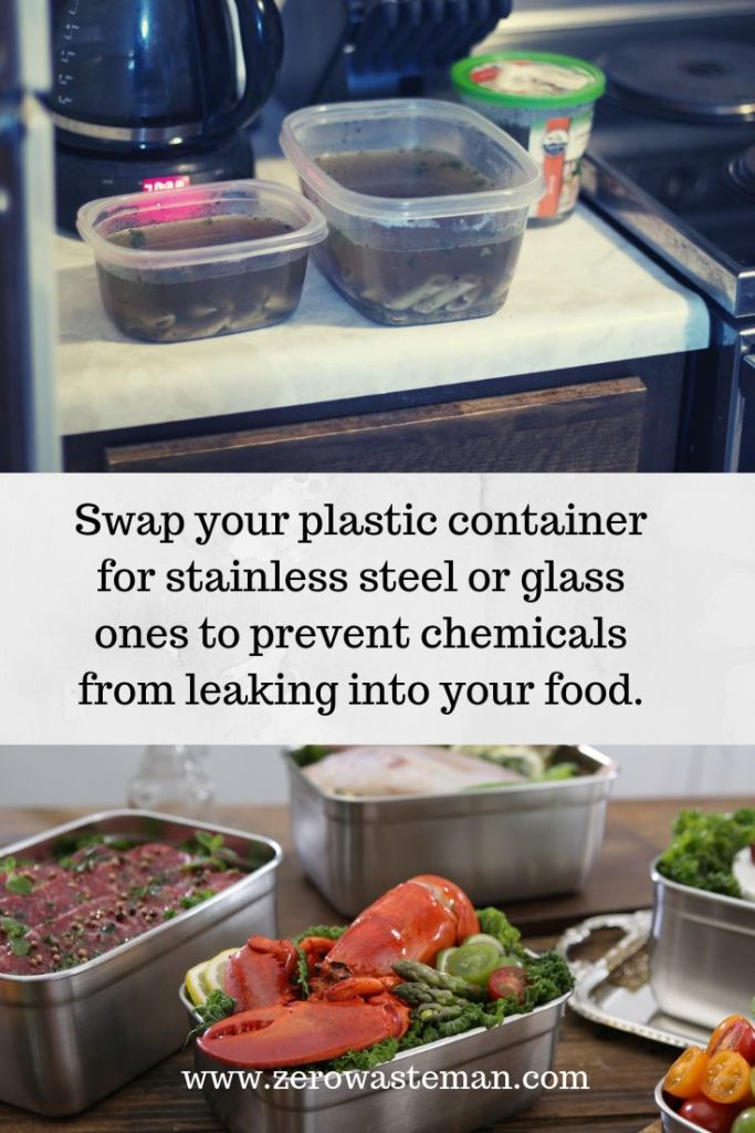 dangers of plastic food containers
